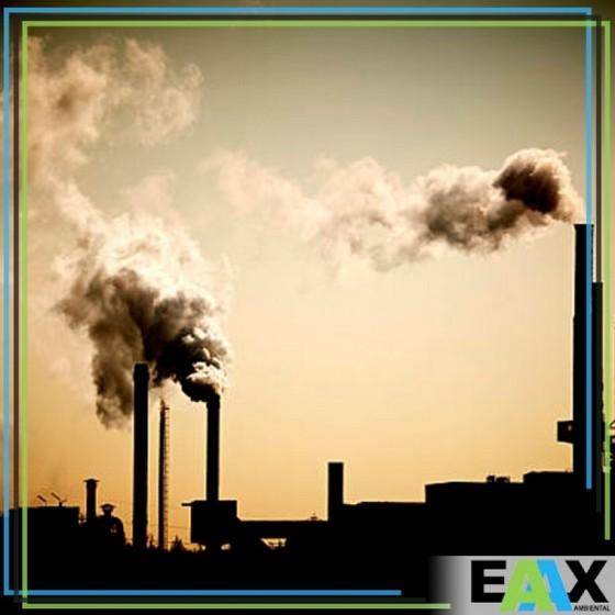 Análise da Qualidade do Ar e Poluição Atmosférica Embu - Qualidade do Ar no Entorno da Indústria