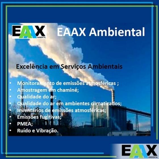 Análise de Chaminé Usina do Gasômetro Quixadá - Análise de Chaminé na Indústria
