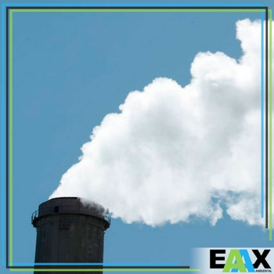 Qualidade do Ar e Poluição Atmosférica Preço Nossa Senhora do Socorro - Qualidade do Ar no Entorno da Fábrica