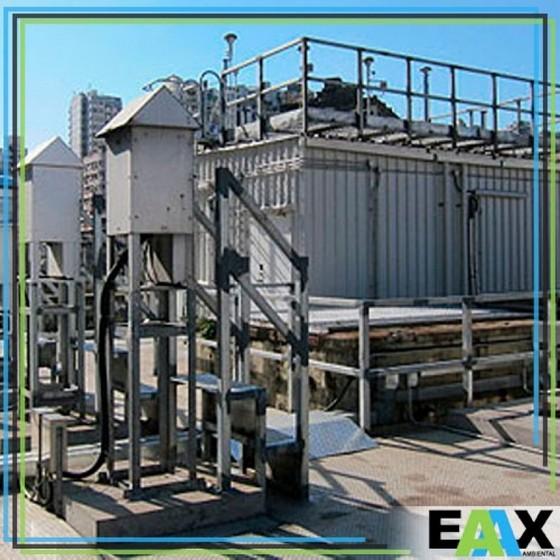 Qualidade do Ar Exterior Monitoramento Preço Jundiaí - Qualidade do Ar no Entorno da Indústria