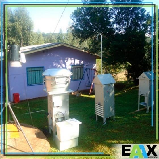 Qualidade do Ar Exterior Bacaetava - Qualidade do Ar no Entorno da Indústria