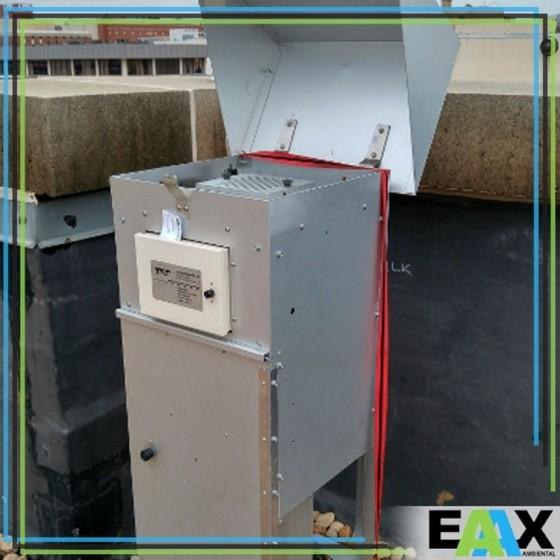 Qualidade do Ar Monitoramento Acre - Qualidade do Ar no Entorno da Fábrica
