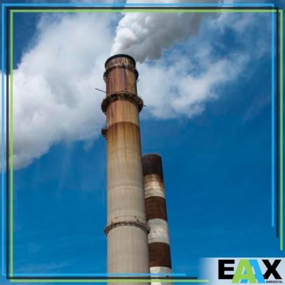 Serviço de Qualidade do Ar em Usinas Riachão - Qualidade do Ar no Entorno da Fábrica
