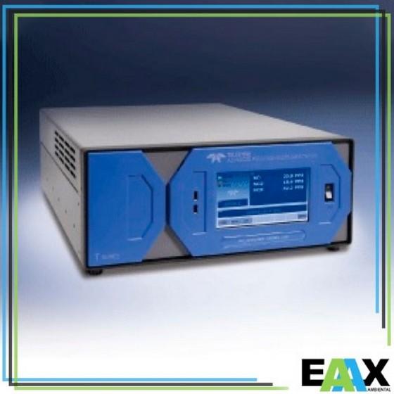 Serviço de Qualidade do Ar Exterior Monitoramento Itaporanga D'Ajuda - Qualidade do Ar no Entorno da Fábrica