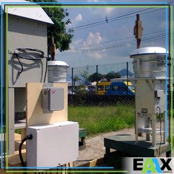 Serviço de Qualidade do Ar Exterior Santo Antônio da Posse - Qualidade do Ar Ambiente