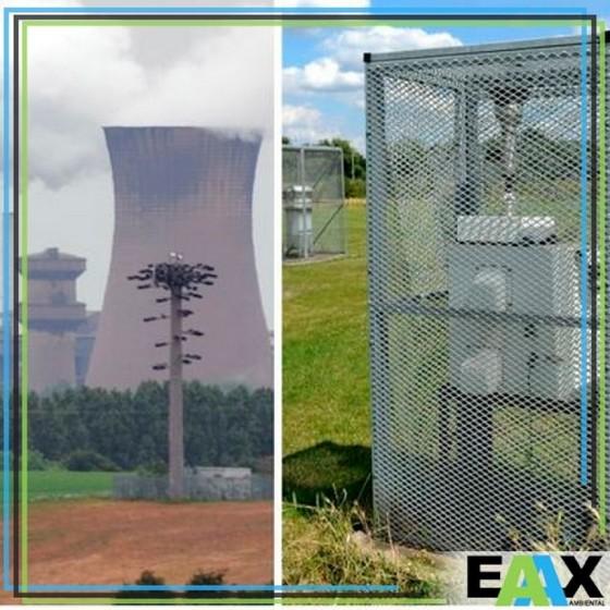 Serviço de Qualidade do Ar no Entorno da Fábrica Socorro - Qualidade do Ar em Ambientes de Trabalho