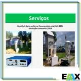 análise da qualidade do ar para usinas Araguaína