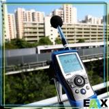 empresa para analisar ruído ambiental nbr 10151 Araripina