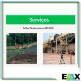 empresa para laudo de vibração ambiental Tocantins