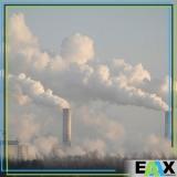 empresa que faz monitoramento poluição atmosférica Buritis