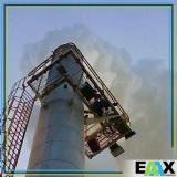 monitoramento de efluentes gasoso Rio Claro