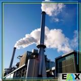 monitoramento de emissão atmosférica