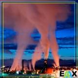 monitoramento de poluentes atmosféricos