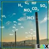 monitoramento de poluentes atmosféricos Paiol Grande