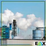 monitoramento poluição atmosférica Água Bonita
