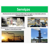 procuro por empresa de monitoramento de poluentes atmosféricos Rio Branco