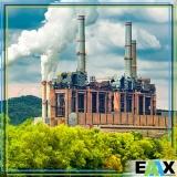 qualidade do ar no entorno da fábrica valor Bacabal