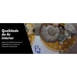 verificar qualidade do ar de ambientes fechados Ribeirão Pires